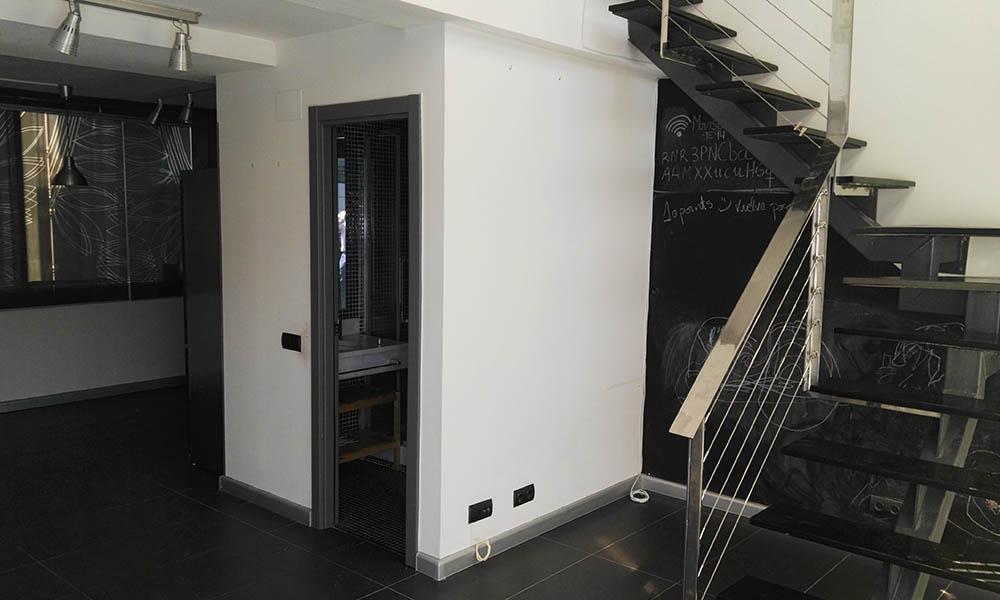 ejemplo reforma loft antes