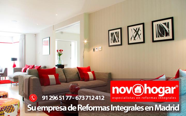 Reformas de pisos y Chalets