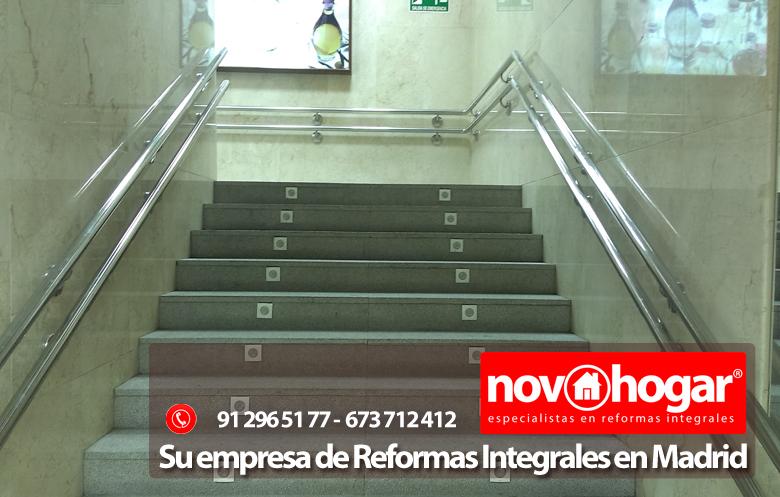 Decoracion de pisos y chalets en Madrid